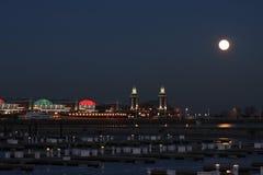 Navy Pier stock image