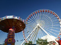 Free Navy Pier Chicago Royalty Free Stock Photo - 11289705