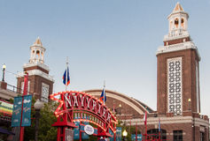 Navy Pier in Chicago Royalty Free Stock Photography