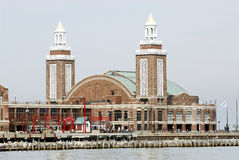 Navy Pier in Chicago Stock Images