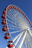 Navy Pier Chicago Ferris wheel Royalty Free Stock Photo