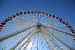 Navy Pier Chicago Ferris wheel Stock Photos