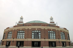Navy Pier Chicago Illinois. Entrance to Navy Pier, Chicago, Illinois (USA Royalty Free Stock Photography