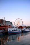 Navy pier Chicago Stock Photos
