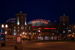 Navy Pier Stock Photo