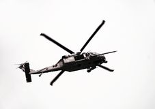 Navy rescue helicopter Royalty Free Stock Photos