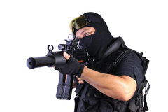 Navy Seal Royalty Free Stock Photography
