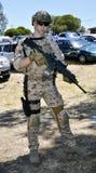 Navy Seal. Royalty Free Stock Photo
