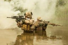 Navy SEALs Royalty Free Stock Photo