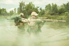 Navy SEALs Stock Photography
