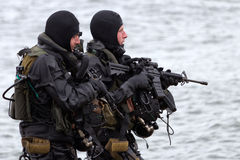 Navy Seals Stock Photo