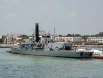 Navy ship Stock Photo