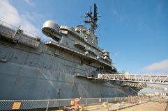 Navy Ship Stock Photography
