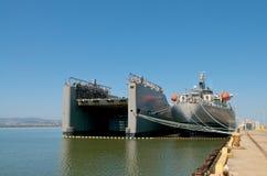 Navy Ships Stock Photo