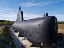 Navy Submarine Royalty Free Stock Photography