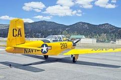 Navy Trainer Airplane Stock Photos