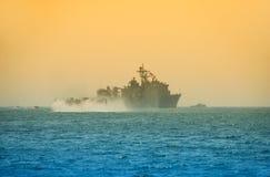Free Navy Warship Royalty Free Stock Photos - 4032578