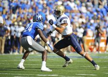 NAVY Wide Receiver TYLER CARMONA Stock Photography