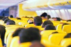 Nawa wśrodku samolotu zdjęcie royalty free