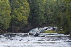 Nawadaha Falls Stock Images