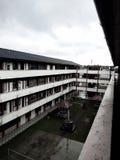 nawiedzająca szkoły zdjęcie stock