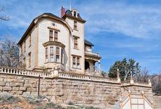 nawiedzający dom Zdjęcia Royalty Free
