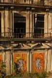 nawiedzający dom Fotografia Stock