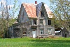 nawiedzony dom Zdjęcia Stock
