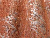 Nawierzchniowa rdza Fotografia Stock