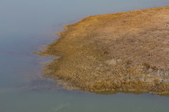 Nawierzchniowej ziemi woda Zdjęcie Stock