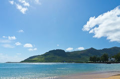 Nawiliwili, Kauai Island, Hawaii, USA Royalty Free Stock Image