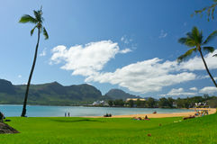 Nawiliwili, Kauai Island, Hawaii, USA Royalty Free Stock Photo