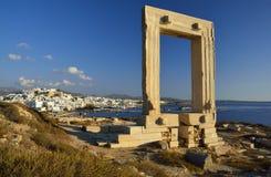 Naxos, Киклады, Греция стоковое изображение rf