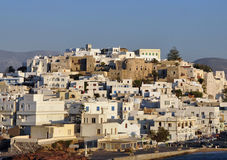 Naxos Immagine Stock