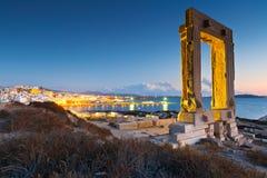 Naxos Fotografía de archivo libre de regalías