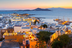 Naxos fotografia stock libera da diritti