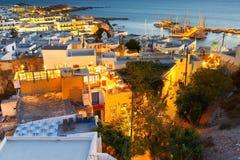 Naxos fotografie stock libere da diritti