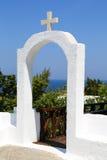 Naxos Church Stock Images