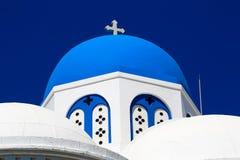 Naxos Church Royalty Free Stock Photography