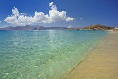 Naxos, Cyclades, Grèce Photos libres de droits