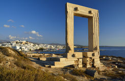 Naxos Cyclades, Grekland royaltyfri bild