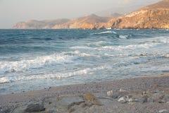 Naxos, Grèce Photographie stock libre de droits