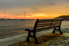Naxos island Stock Photo