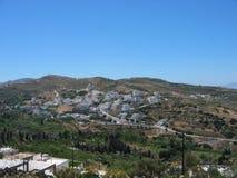 Naxos Island Cyclades Greece Royalty Free Stock Photography