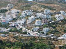 Naxos Island Cyclades Greece Royalty Free Stock Image