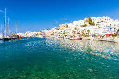 Naxos island in Greece, Cyclades Stock Photography