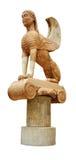 naxos sphinx Στοκ φωτογραφία με δικαίωμα ελεύθερης χρήσης
