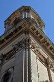 Naxxar kyrka Malta Royaltyfri Bild