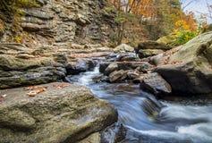 Nay Aug Gorge no outono imagem de stock