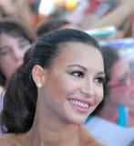 Naya Rivera al Giffoni Film Festival 2013 Royalty Free Stock Photo